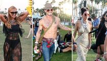 Celebrities Flock to Coachella (PHOTOS)