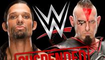 WWE -- Adam Rose, Konnor Suspended For Drugs ... Again
