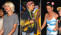 Coachella -- Taylor, Meet Lenny, Meet Kylie (Celeb Photos)