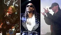Coachella -- Axl and Cube Front and Center, but No NWA (PHOTOS)