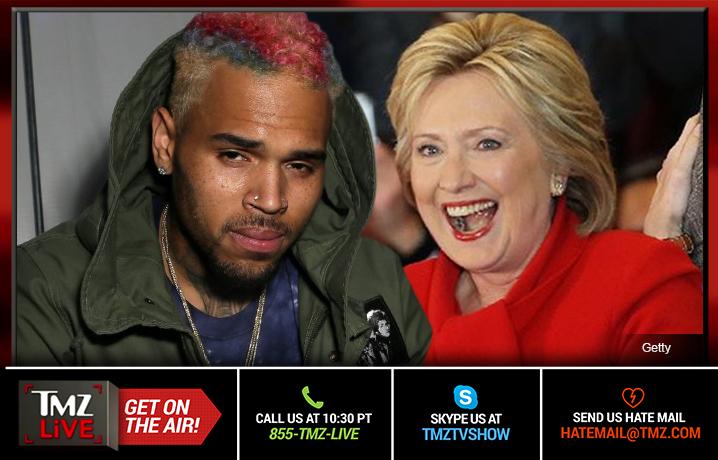 Tmz Live Hillary Clinton I 39 Ve Got The Beyhive On My Side