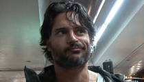 Joe Manganiello -- Hospitalized with Very Dangerous Appendicitis