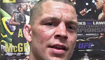 Nate Diaz -- Hey, I'm Retiring Too!