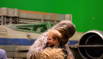 Prince Harry to Chewbacca -- Hug It Out, Bro (PHOTOS)