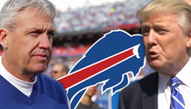Buffalo Bills Players -- Rex Ryan's Trump Support ... Will NOT Divide Locker Room