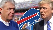 Buffalo Bills Players -- Rex Ryan's Trump Support ... Will NOT Divide Locker Room