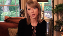 Taylor Swift -- I'm the Poster Child for Slut Shaming (VIDEO)