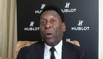 Pele -- Praises U.S. Soccer ... 'Almost Same Level Of Europe' (VIDEO)