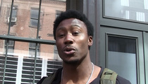 Brandon Marshall -- Bromance With Jay Cutler OVER ... 'I Haven't Seen Him' (VIDEO)