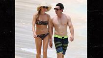 Rory McIlroy -- Hits Beach with Hot Fiancee (PHOTO)