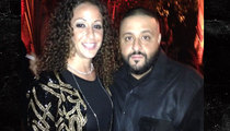 DJ Khaled -- Key Moment ... Fiancee Expecting First Kid