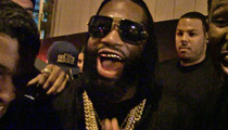 Adrien Broner -- People Sent Me Money In Jail ... For Real. (VIDEO)