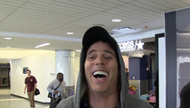 Steve-O -- I'm Down To Take On ISIS ... With My UFC Pal (VIDEO)