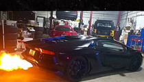 MLB's Yoenis Cespedes -- I'm Selling My Hottest Lambo ... It Spits Fire!!!