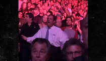 Gov. Chris Christie -- Full Springsteen Dance Party (VIDEO)