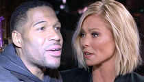 Michael Strahan -- He Was Sick of the Sniping ... He Wanted to Bail on 'Live'