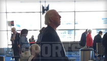 Ric Flair Treated at Boston Airport After Bizarre Behavior