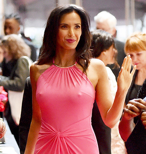 Padma Lakshmi's Chilly Photos