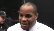 Daniel Cormier -- I'll Crush Jon Jones ... 'Easy Work' (VIDEO)