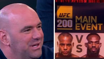 UFC 200 -- New Main Event Revealed ... Jones vs. Cormier