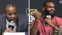 Daniel Cormier -- Jon Jones Is a Drug Addict