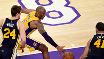 Kobe Bryant -- Hardwood From Final Game ... Hits Auction Block