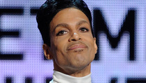 Search Warrant Served on Prince's House