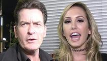 Charlie Sheen -- Scores Legal Victory ... Ex-Fiancee Brett Rossi Not in Danger