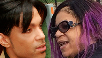 Prince's Sister Storms Out of Family Meeting ... Money Fight Looms