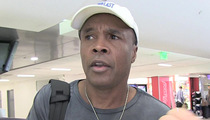 Sugar Ray Leonard -- 5 Year Restraining Order Against Stalker ... My Life's In Danger
