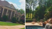 Adrien Broner -- Snapchat Tour ... Of INSANE New ATL Crib
