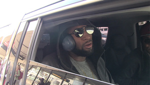 NBA's Andre Drummond -- I Partied With Bieber Too ... 'He's a Cool Dude'