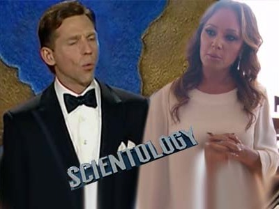 Leah Remini SLAMS Head of Scientology, David Miscavige -- These Allegations Are SERIOUS ... Shots…
