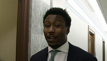 NFL's Brandon Marshall -- Wake Up Raiders ... Vegas Is Dangerous For NFL Players (VIDEO)