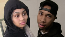 Blac Chyna -- I'll Sue ... If My Sex Tape With Tyga Leaks!!!