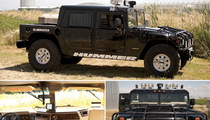 Tupac -- Picture You Rollin' ... In HIS Hummer (PHOTOS)