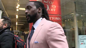 NFL's Peanut Tillman -- I Wanna Be an Uber Driver ... After NFL Career