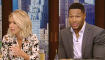 Michael Strahan Blindsided by Kelly Ripa's Divorce 'Cheap Shot'