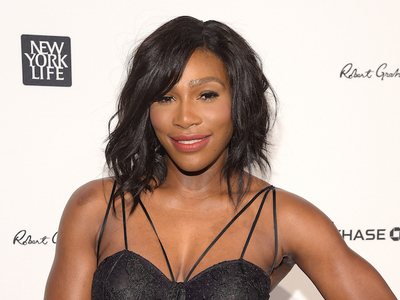 Serena Williams, NOOOO: Photoshopped to Oblivion, and It's REAL Bad This Time