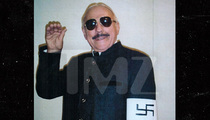 Scientology Leader's Father Snapped in Nazi Uniform, Son Disowns Him