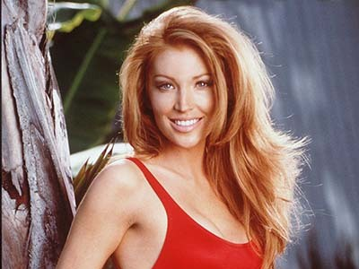 Remember Former 'Baywatch' Redhead Angelica Bridges? See Her NOW: How'd She Hold Up?!