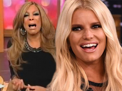 Um, Did Wendy Williams Just Out a Big, Ugly Cheating Scandal w/Jessica Simpson & Her Husband?!