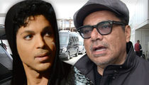 Prince: George Lopez Helps Family with Big Bucks