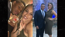 Ray and Janay Rice -- Baby On the Way!!