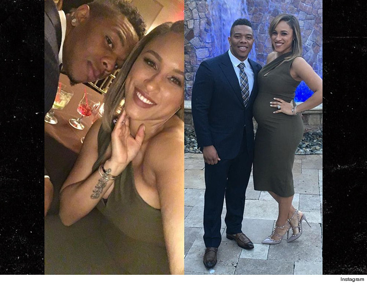 0430-ray-rice-janay-palmer-pregnant-annoucement-INSTAGRAM-01