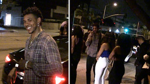 Nick Young -- Boys Night Out ... Back to Normal