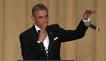 Prez Obama -- Slays at White House Correspondents' Dinner