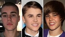 Justin Bieber's Craziest Cuts -- The Hair History