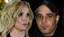 Britney Spears Faces Off with Nemesis Sam Lutfi