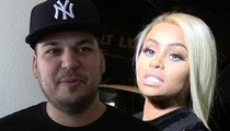 Blac Chyna: Safe Cracked in Home Burglary, Rob Kardashian Calls Cops